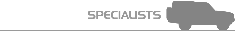 Ultimate 4x4 Specialists - Independent Specialists